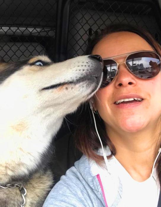 La relación con mi perro